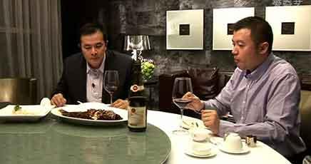 马丁.中餐如何搭配葡萄酒