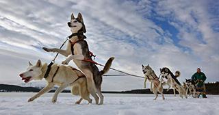 最适合冬季的旅行 盘点北半球滑雪胜地