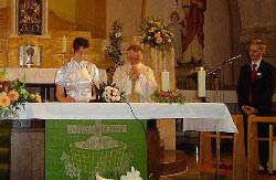 瑞士小镇的婚礼
