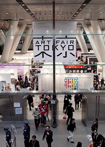从东京艺博会窥探日本当代艺术市场