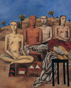 当代艺术的天价阻碍了艺术产业的健康发展