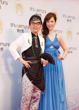 伯爵灿光 闪耀第23届流行音乐金曲奖