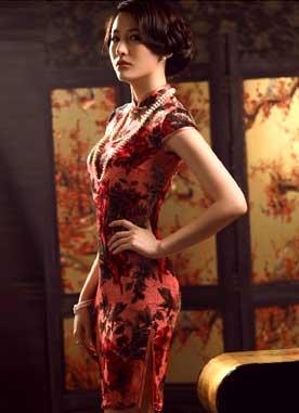 旗袍从流行走向经典 在时代中升华
