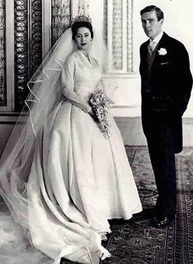 英国公主玛格丽特豪华皇室婚礼