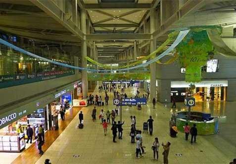 出国购物最佳场所:全球最有名机场免税店