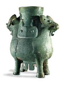 盘点大英博物馆中的中国青铜器