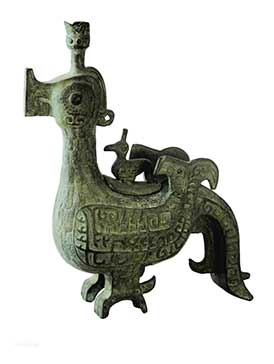 三千年后的邂逅——国宝级青铜器在成都展出