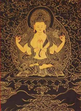 尼玛泽仁:用唐卡展现西藏