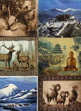 佛文化下的工艺:加牙藏族织毯技艺