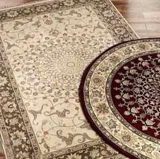 脚下奢华手工地毯分类