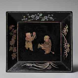 13至16世纪中国漆器在美国展出