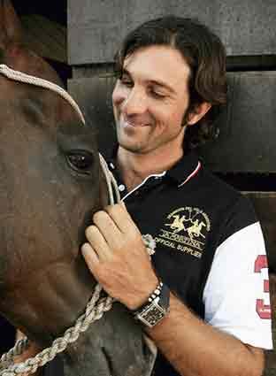 马背逐鹿 马球运动与腕表品牌的渊源