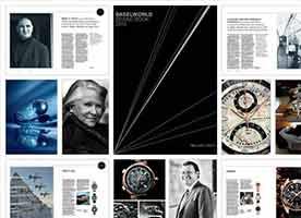 巴塞尔国际钟表珠宝展出版《品牌宝典》