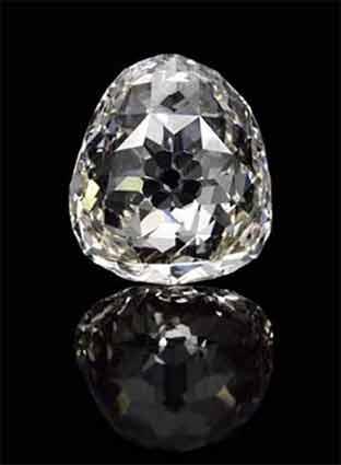 辗转几个皇室的传奇巨钻
