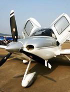 国内首家私人飞机