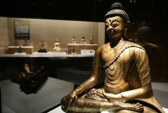 北京首都博物馆丰富的展陈