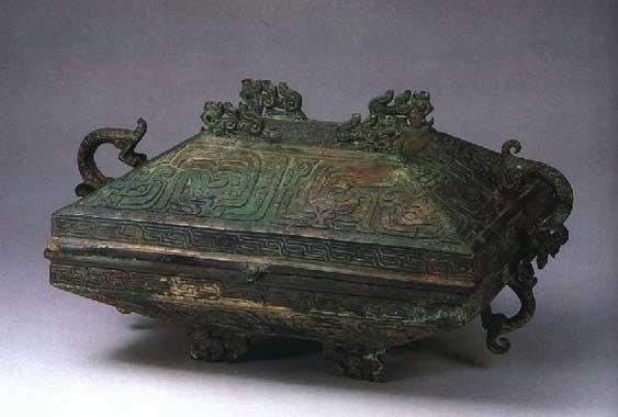 国内一半馆藏文物正被腐蚀