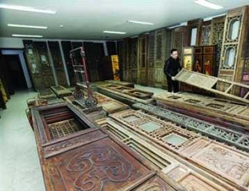 中国首座苏式花窗博物馆