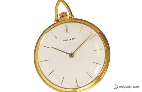 伯爵Piaget腕表豪门 用珠宝讲述温情故事