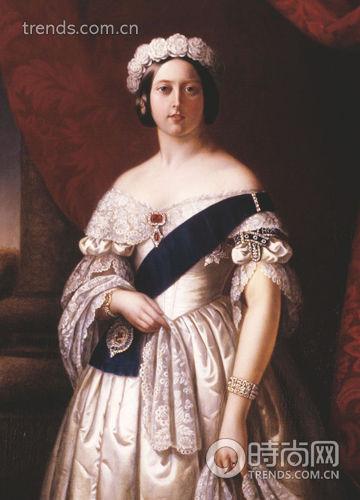 维多利亚女王