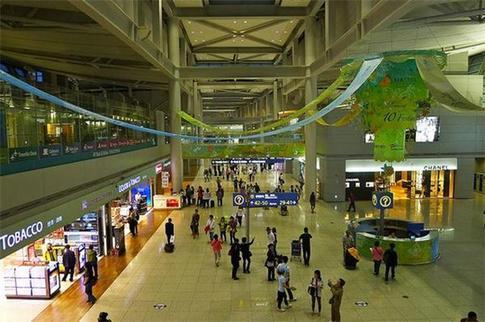迪拜国际机场阿联酋
