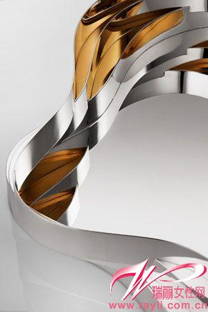 KasKade碗/托盘曲线外形