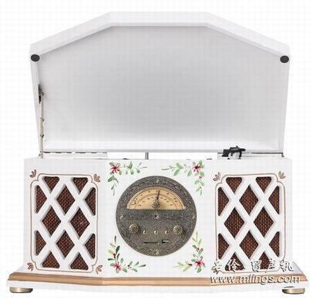 家居卧室摆设首选 典雅名伶留声机