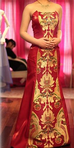 中式结婚礼服怎么选