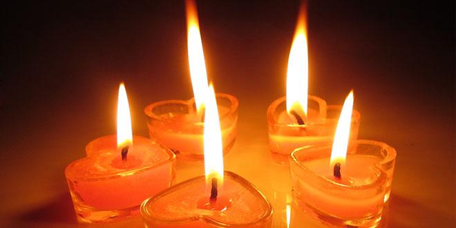 浪漫又实用婚礼蜡烛如何挑选