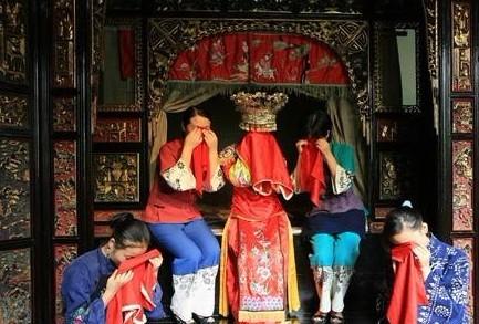 中华礼仪之湘西土家族传统结婚礼仪习俗