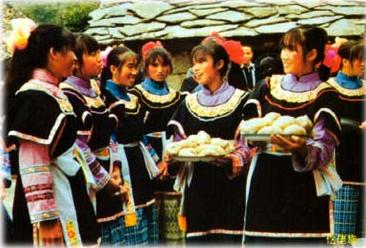 仡佬族婚俗礼仪